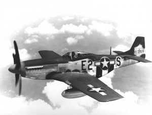 Rank 1 – P51 Mustang (1941)