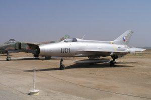 MIG 21 (F-13 / Fishbed C) (1959)