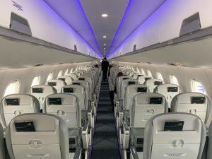 Regional Jet Service Inauguration