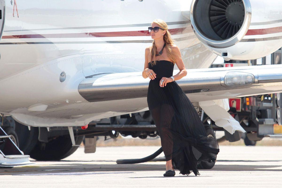 Celebrity Private Jet